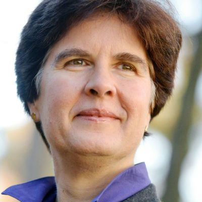 Susan Duinhoven, vd för Sanomakoncernen