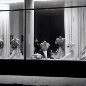 Näyteikkuna Lahdessa 1958