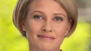 Kuvassa on Vanhempainliiton toiminnanjohtaja Ulla Siimes