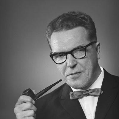 Erkki Laurila vuonna 1963.