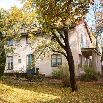 Casa Haartman i Nådendal.
