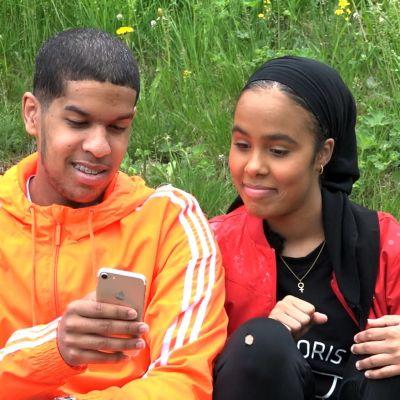 Amjad ja Nadi.