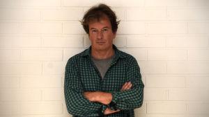 Författaren Kjell Westöl