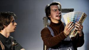 Enon opetukset, Matti Ijäs, YleTV1