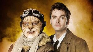 David Tennant Doctor Who -sarjan kolmannella kaudella
