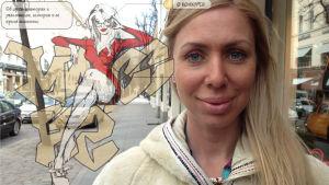The Norden: Maria Kopchenova från St. Petersburg bekantade sig med nordiska genusfrågor.