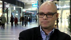 Takuu-Säätiön toiminnanjohtaja Juha A. Pantzar