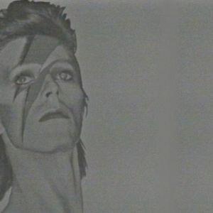 David Bowien habitus vuonna 1973 kuvattuna.