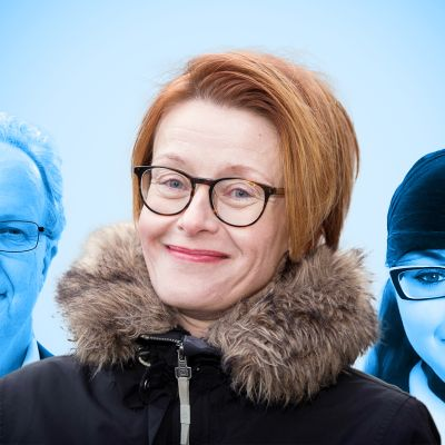 Itsenäisyyskolumnin kirjoitusvuorossa Asta Leppä.