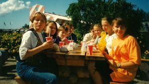 Chernobylbarnen i Nykarleby.