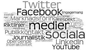 Nyckelord inom social media