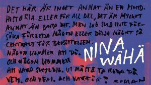 Bokomslag för Nina Wähäs Testamente