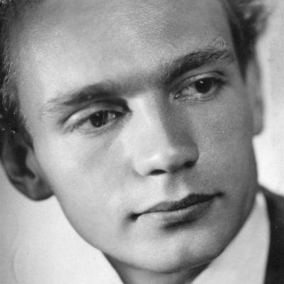 Porträtt av Stig Dagerman