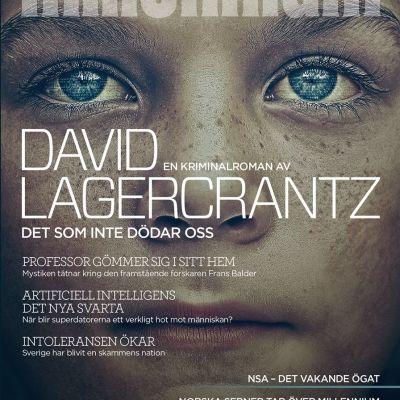 pärmen till David Lagercrantz: Det som inte dödar oss