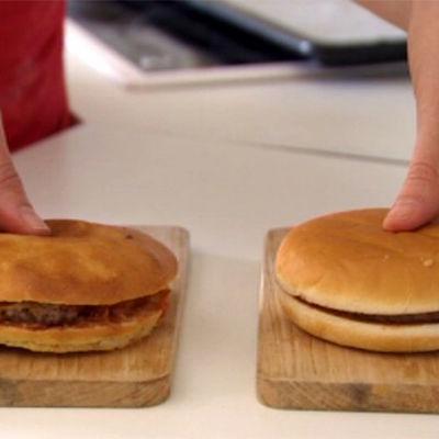 Prisma Studion hampurilaislaboratorio.
