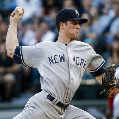 New York Yankeesin syöttäjä Bryan Mitchell