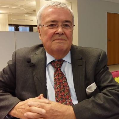 Ole Norrback gästar Yle debatt 10.12.2015