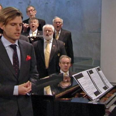 Operasångare Robert Näse