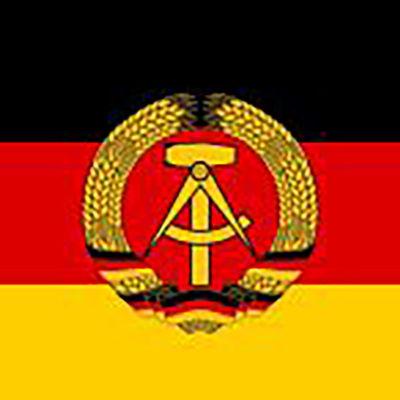 Saksan Demokraattisen Tasavallan lippu