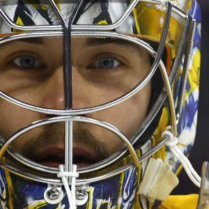 Juuse Saros on avannut kauden NHL:ssä vakuuttavasti.
