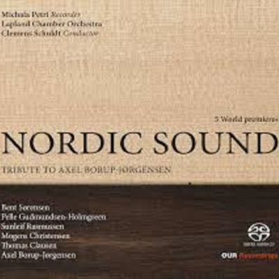 Nordic Sound / Lapin kamariorkesteri