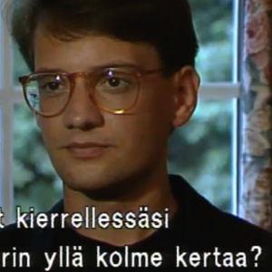 Mathias Rust kertoo lennostaan Moskovan Punaiselle torille (1991),