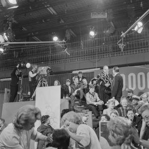Studio 500000 -ohjelma vuodelta 1964.