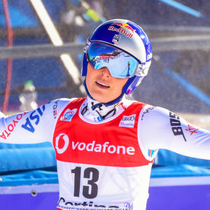 Lindsey Vonn.