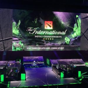 Dota 2 The International -turnaus.