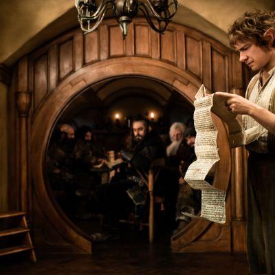 bild från the hobbit filmen