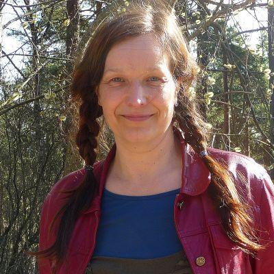 Televisio- ja elokuvaohjaaja Johanna Vuoksenmaa