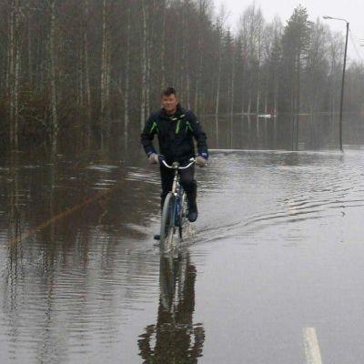 Ylikiiminki; tulva; jääpato