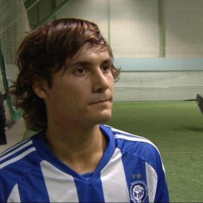 Sebastian Mannström, HJK.