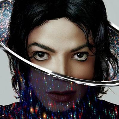 Michael Jackson i sin strut.