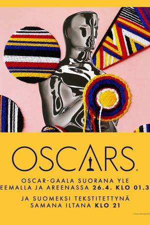Oscar juliste 2021