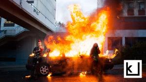 Pahan kukat, finsk film