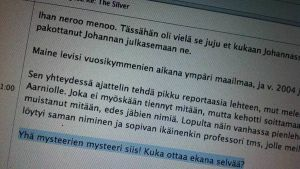 the silver-dokkari