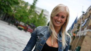 Svenskfinlands blondaste blogg skrivs av Pessi