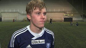 Rasmus Schüller, mittfältare i HJK.