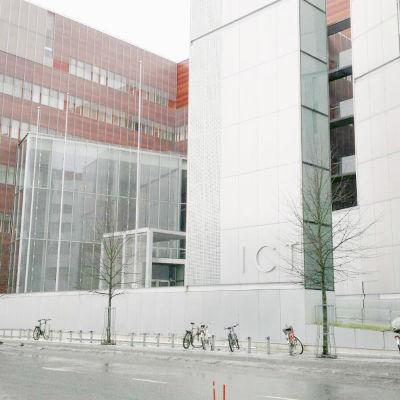 ICT-huset i Kuppis i Åbo.