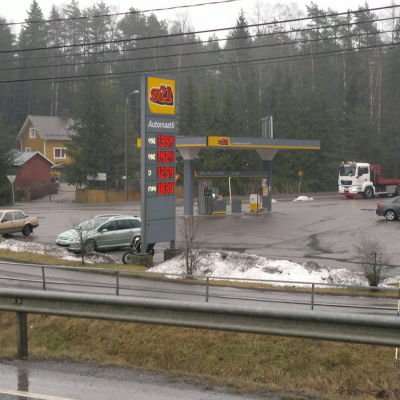 lielax bensinmack