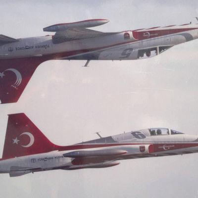 Türk Yıldızları, de turkiska stjärnorna