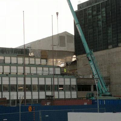 Åbo stadsteater byggs om.