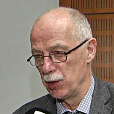 Thomas Elfgren, kriminalöverkommissarie vid Centralkriminalpolisen