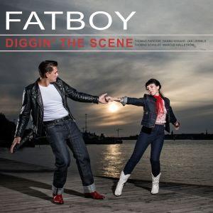 Diggin' the Scene - Fatboy skivomslag