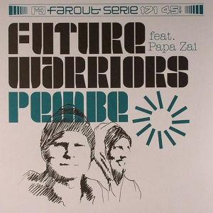 Skivomslag - Future Warriors: Pembe feat. Papa Zai