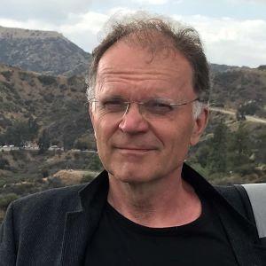 Läkaren Mogens Lindén på bild.