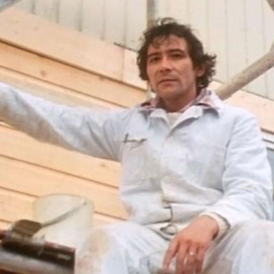 Pedro Ahumada, en chilensk flykting