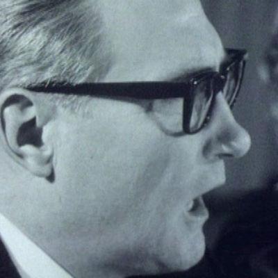 Paneelikeskustele aborttilain uudistamisesta (1965).
