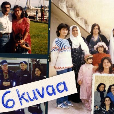 Kazhal Ali Ibrahimin kuusi kuvaa